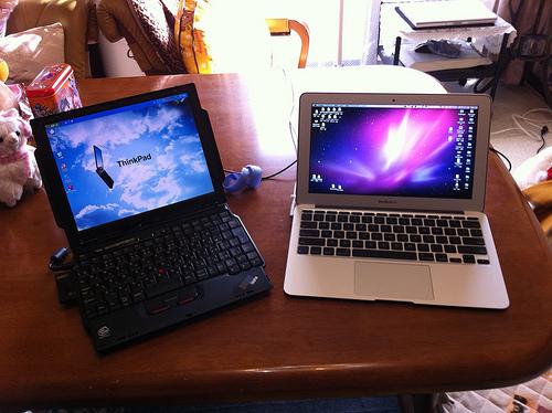 名機ThinkPad s30を手に入れました。