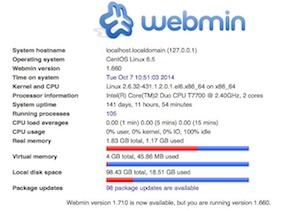 【bashの脆弱性対策も】専用/VPSサーバーのリスクと管理の必要性のお話し。なおLinuxサーバーのパッケージ管理はWebminを使うと楽ですよ!